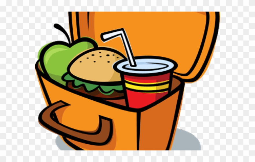 Box png download pinclipart. Clipart lunch cute