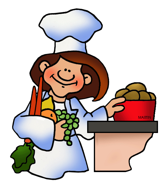 Cooking clipart bawarchi. Occupations clip art by