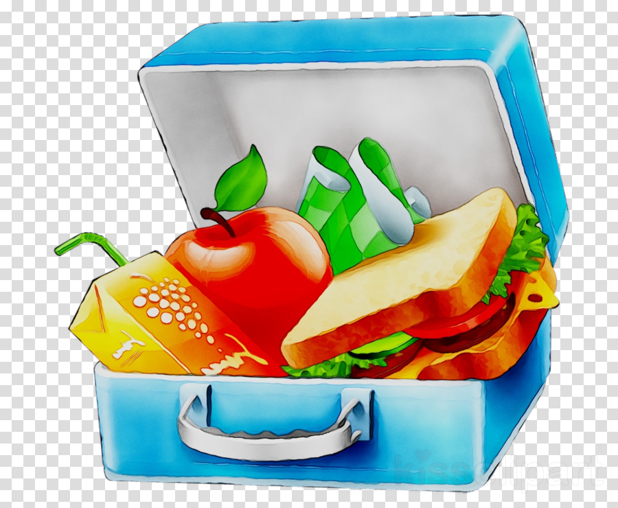 Lunchbox clipart healthy breakfast. Home cartoon illustration food