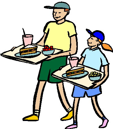School lunch kid cliparting. Luncheon clipart go to