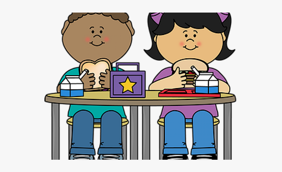 Lunchbox clipart lunchroom. Lunch box hour room