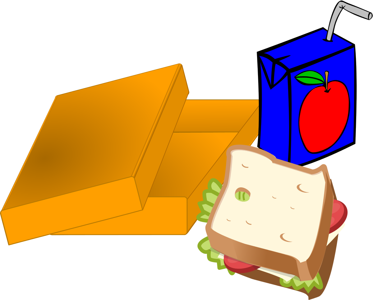 Lunchbox clipart outline. Luncheon cards
