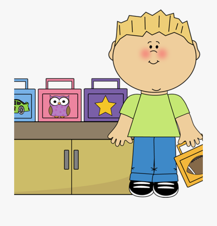 Box clip art kids. Lunchbox clipart lunch monitor