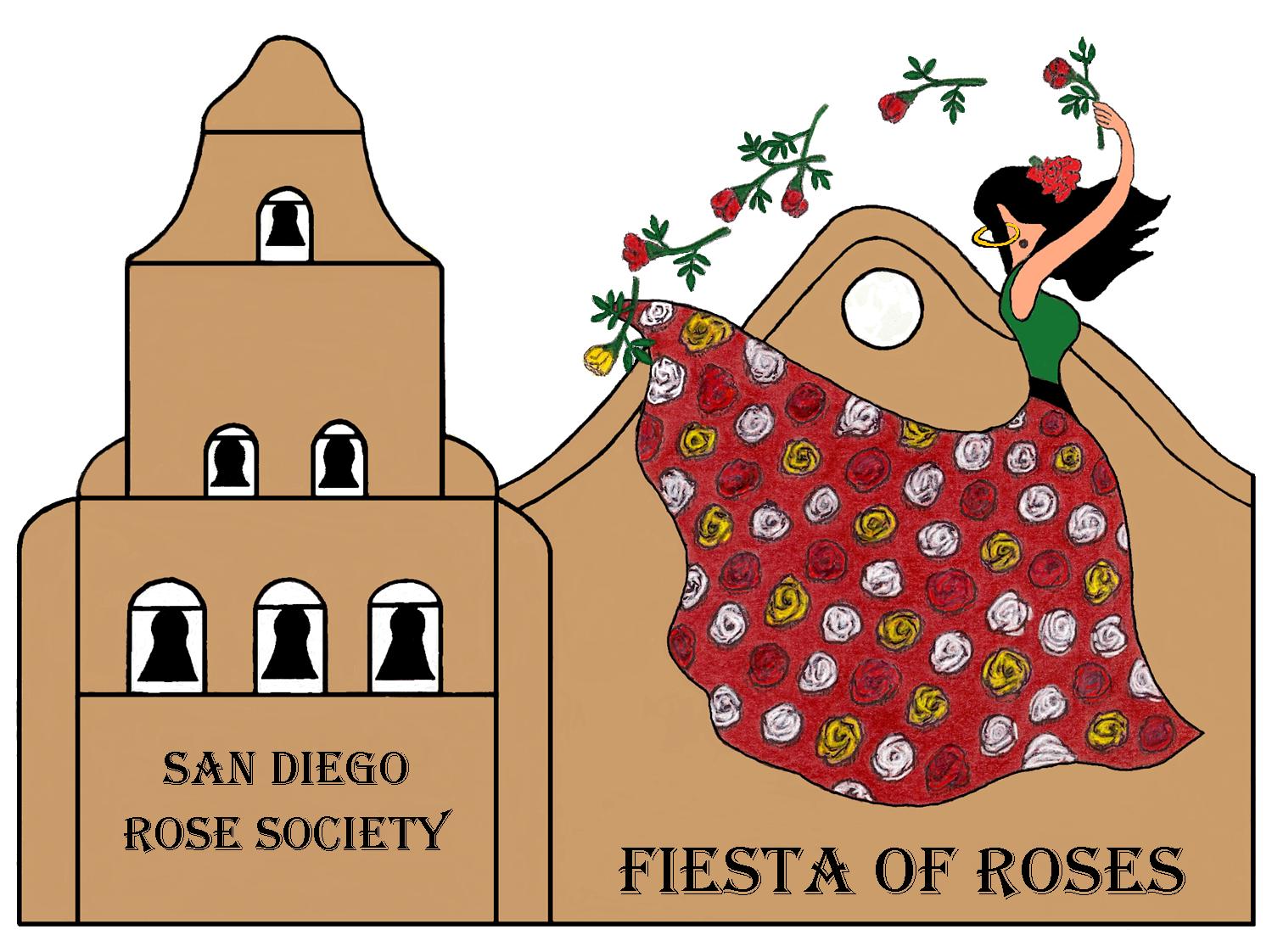 Dinner clipart dinner meeting. Fiesta of roses october