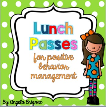 Clipart lunch lunch pass. Passes reward for positive