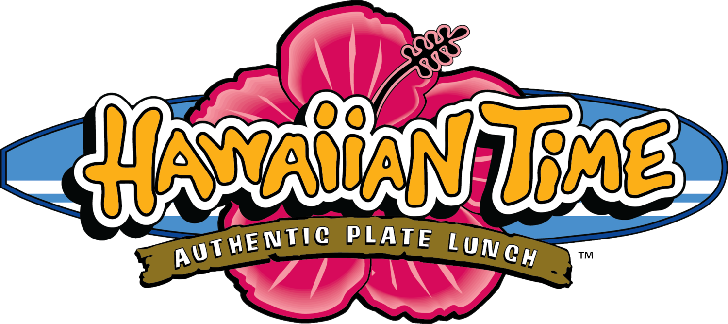 Diner clipart plate lunch. Hawaiian time authentic