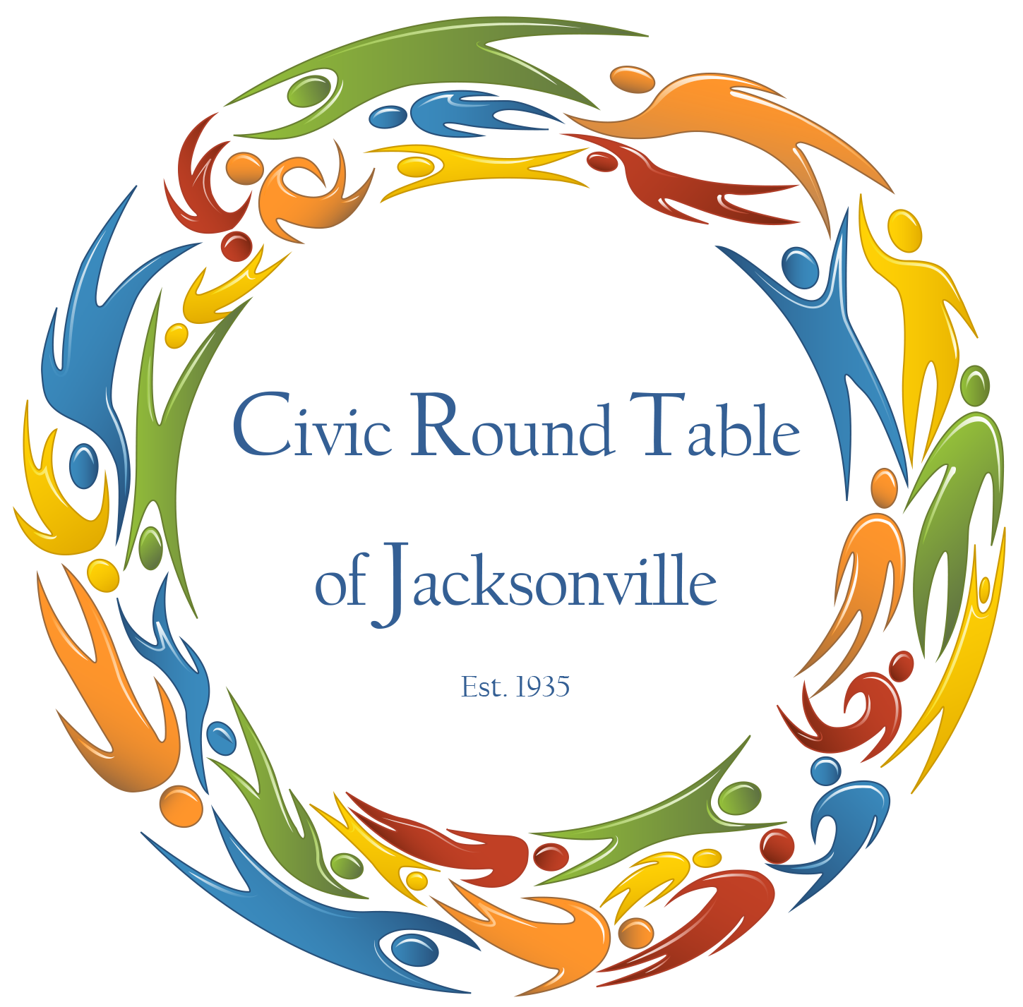 Events civic round of. Lunch clipart lunch table
