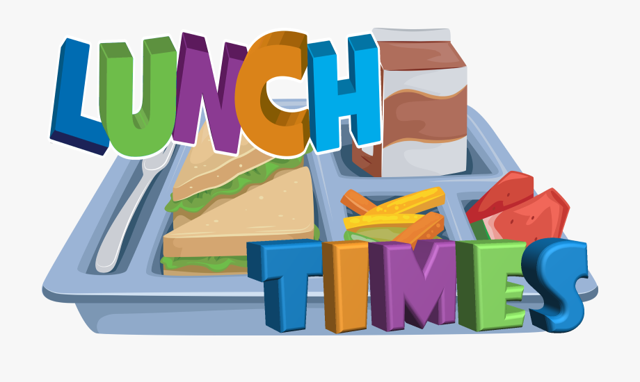 Lunchbox clipart school break time. Decorative image of lunch