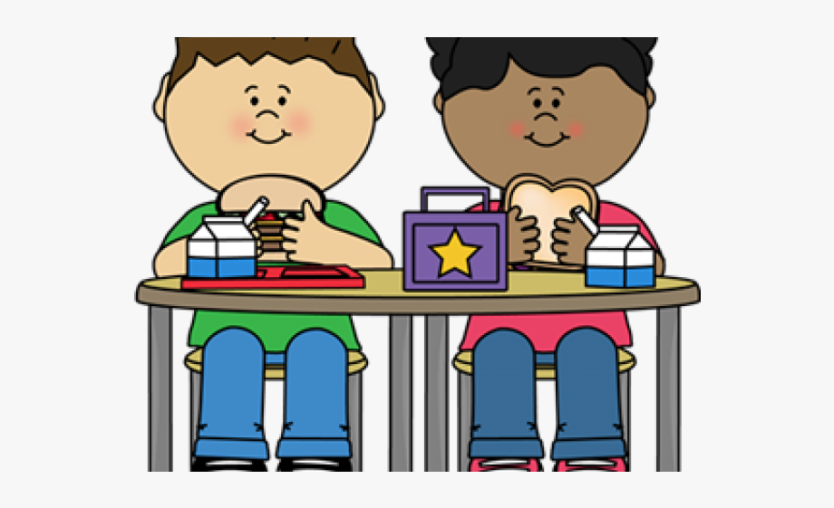 Lunch outing room clip. Lunchbox clipart lunchroom