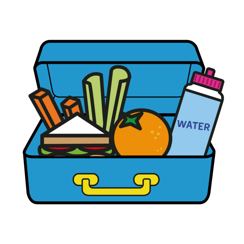 Ideas recipes change life. Lunchbox clipart healthy lunchbox