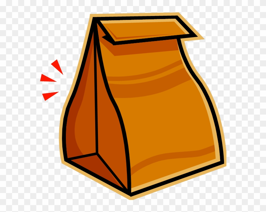 Lunch clipart bagged lunch. Clip art bag sack