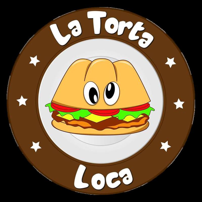 La torta loca delivery. Clipart lunch sandwich chip