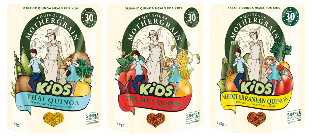 Quinola Kids Meals