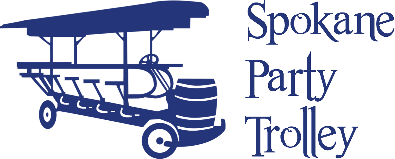 Pricing spokane party. Lunch clipart trolley