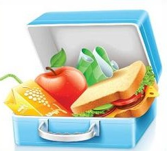 Lunchbox clipart helathy. Free cliparts download clip