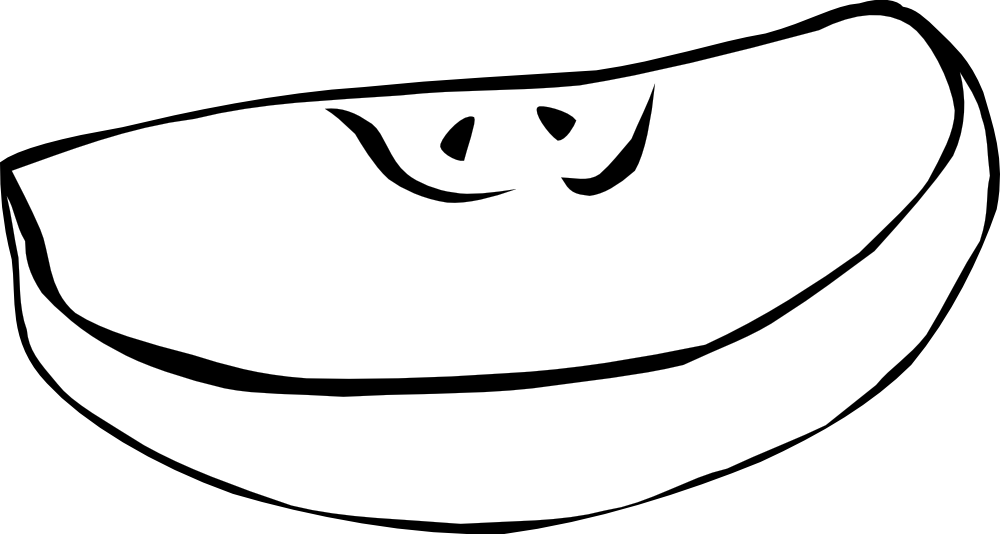 Pear clipart black and white. Free out to lunch