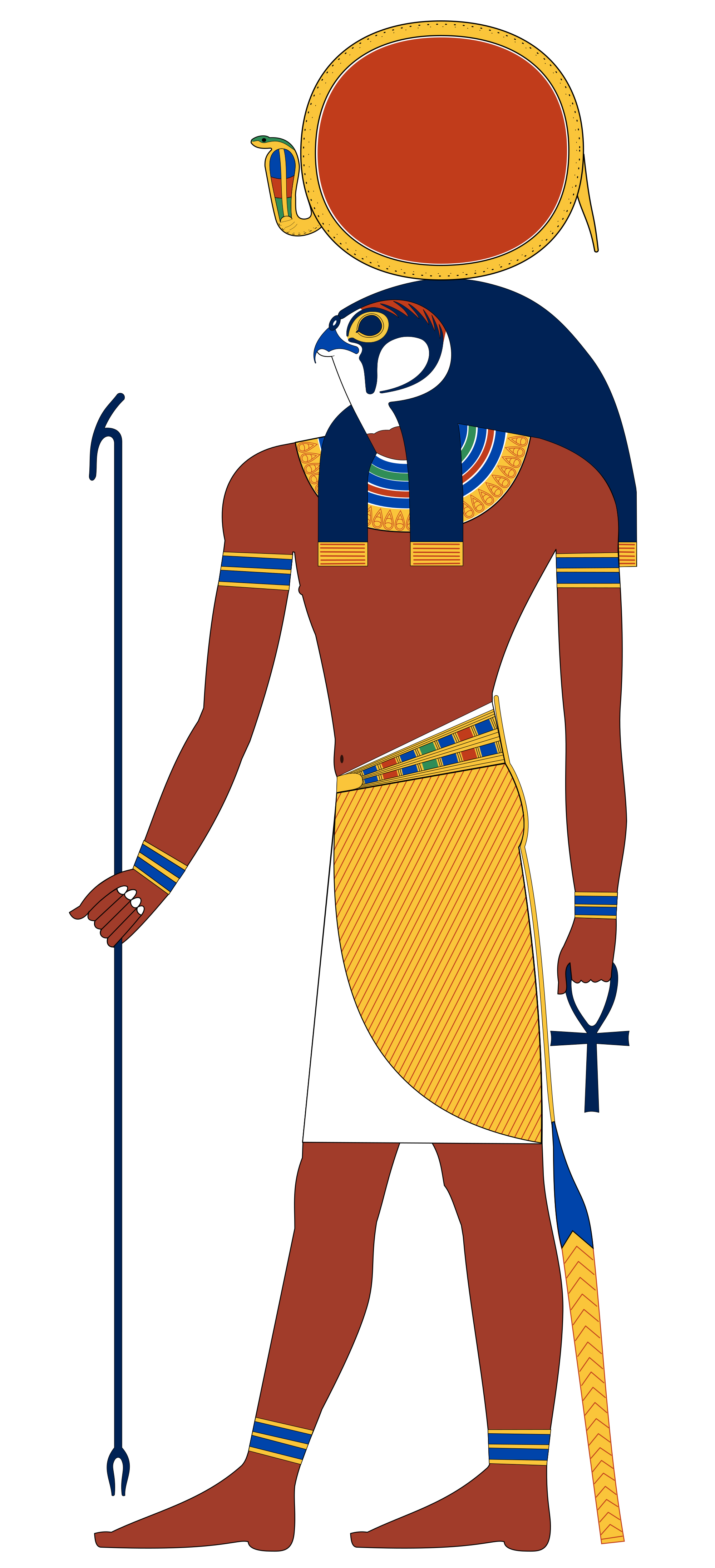 Ra wikipedia. Heaven clipart creation gods