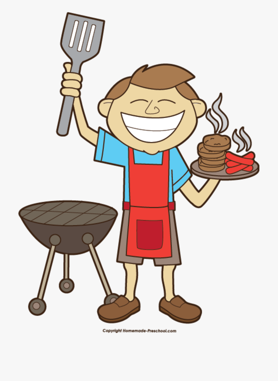 Grilling clipart bbqclip. Burgers smokies and pop