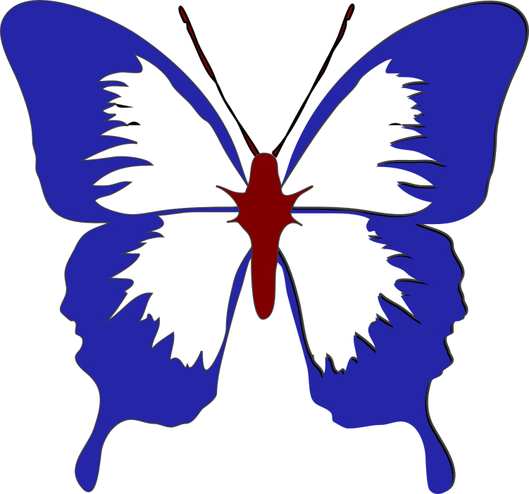 Second generation stories literature. Moth clipart death's head