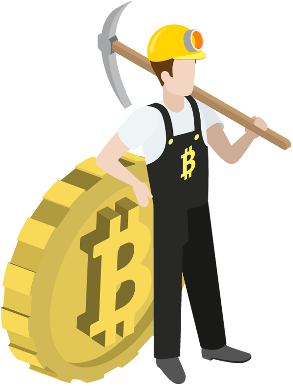 mining clipart cartoon