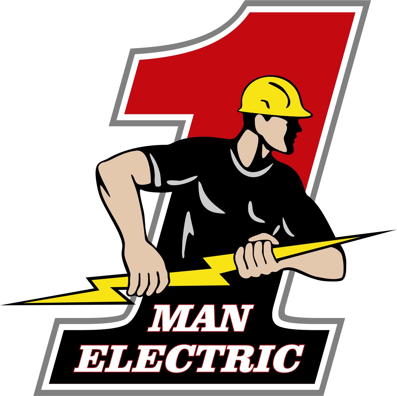 man electric get. Electrician clipart female