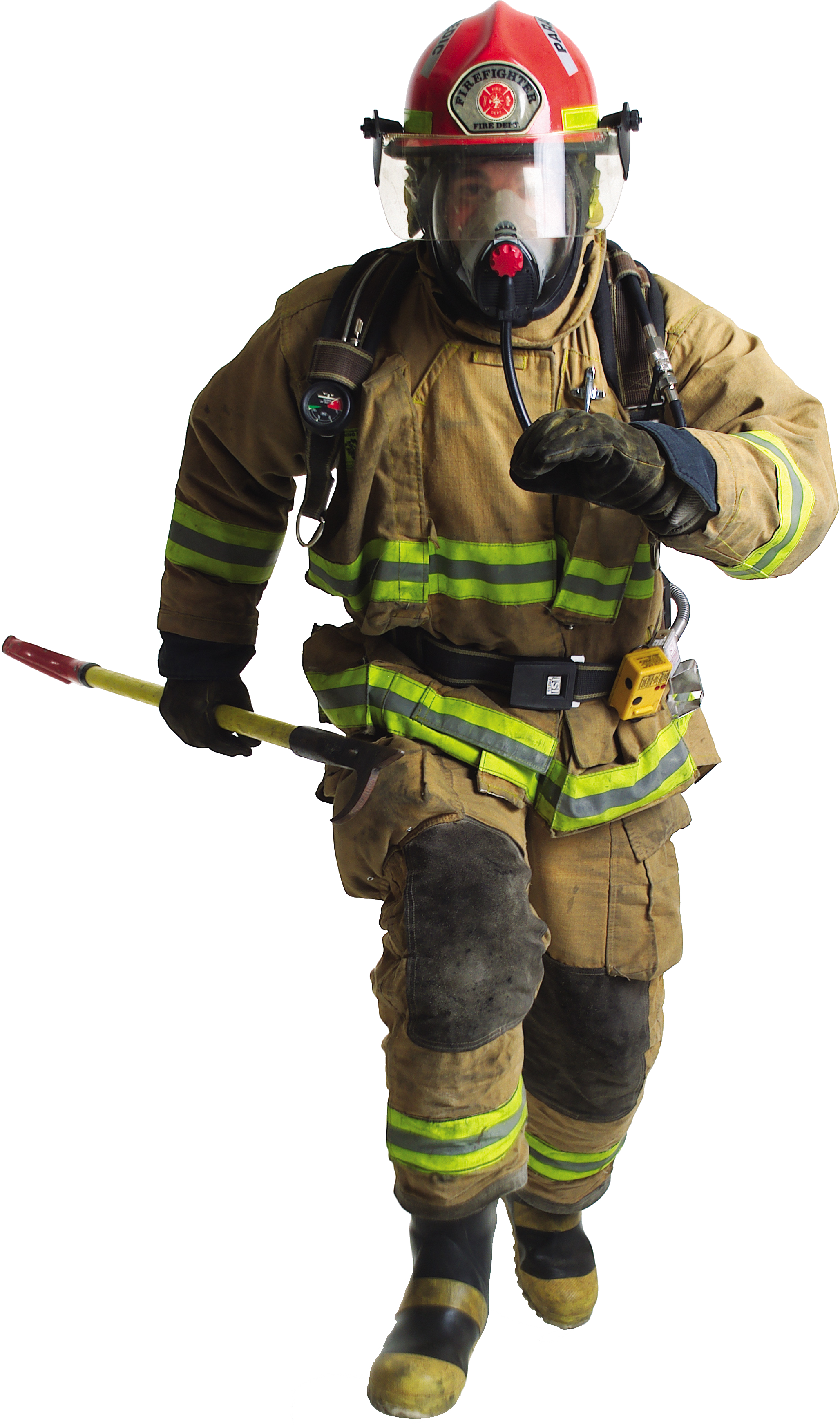 Fireman clipart background. Firefighter png image purepng