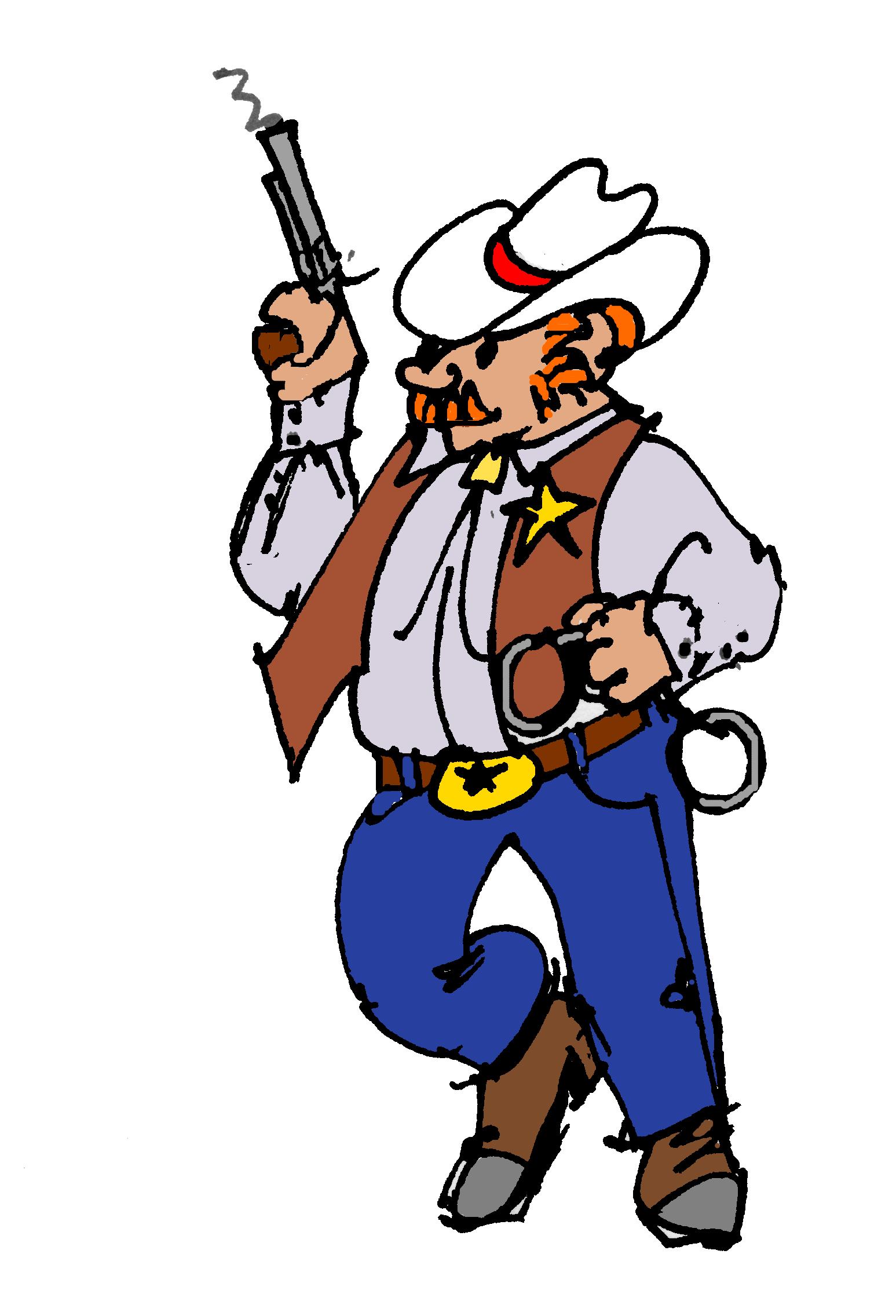 Sheriff clip art free. Crime clipart monopoly jail
