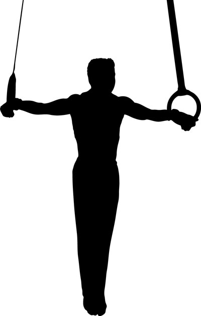 Gymnast clipart male. Free cliparts download clip