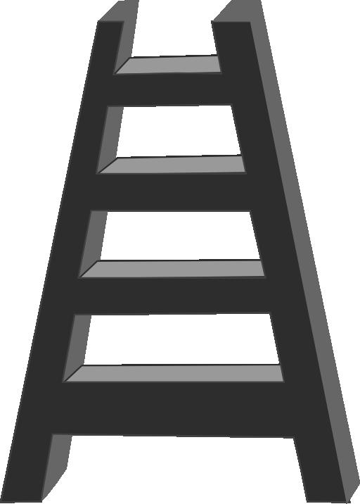 Ladder clipart tall ladder. I royalty free public