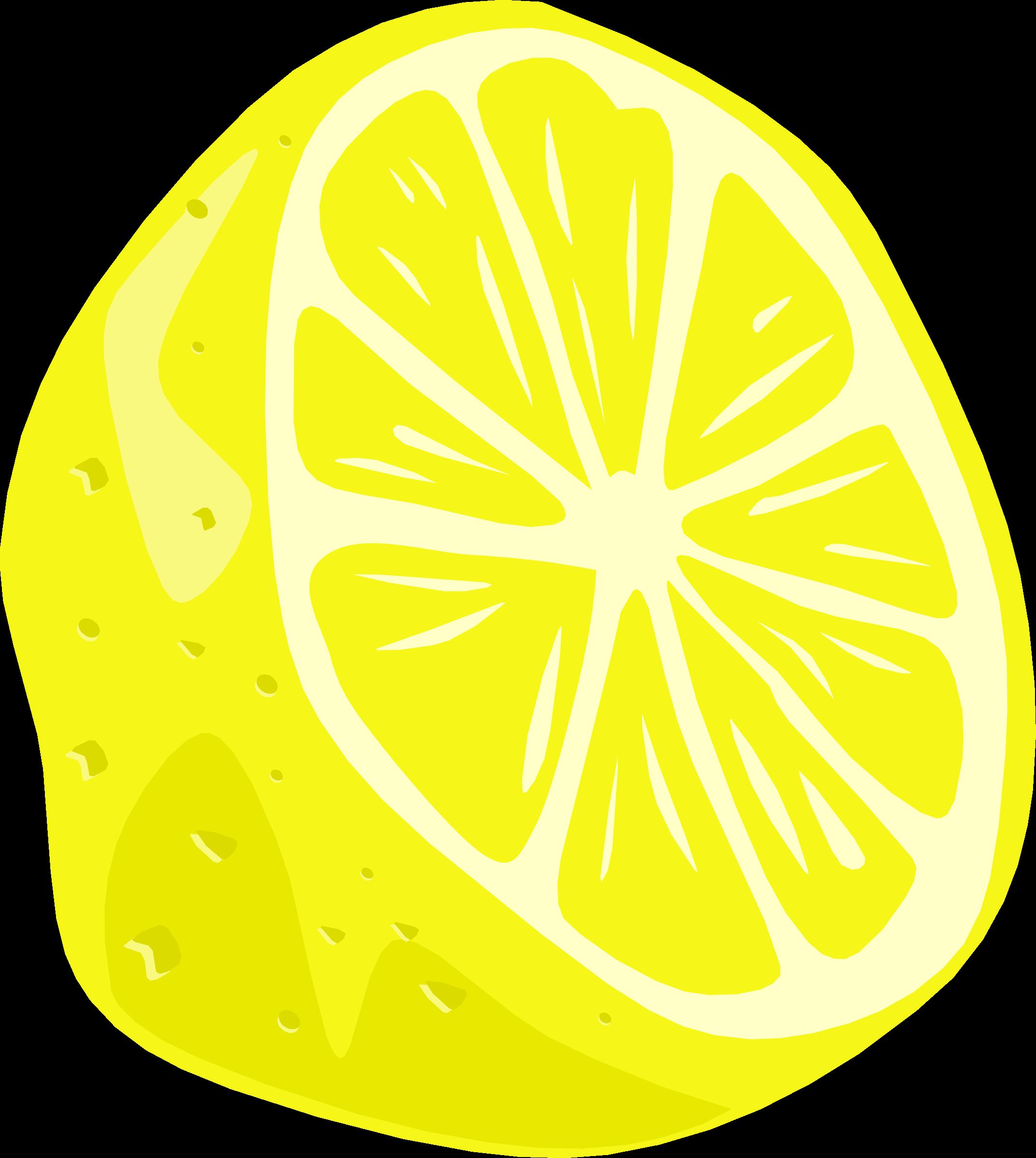 collection of half. Lemon clipart emoji