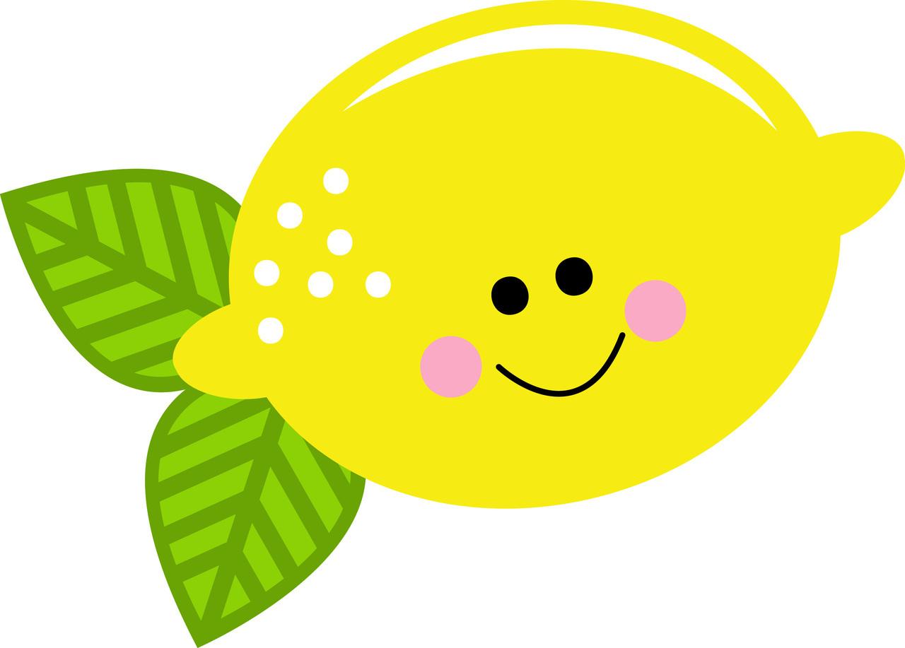 Lemons clipart happy lemon. Clip art black and