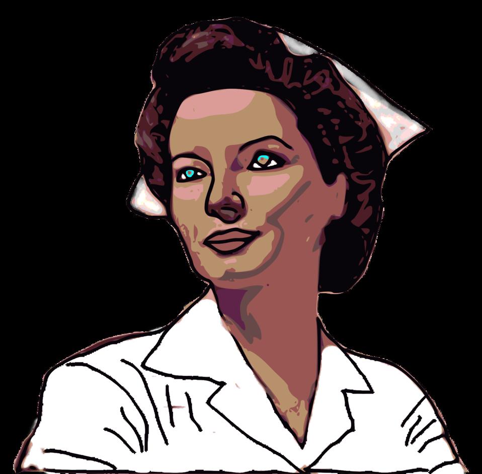 Public domain clip art. Lady clipart confident