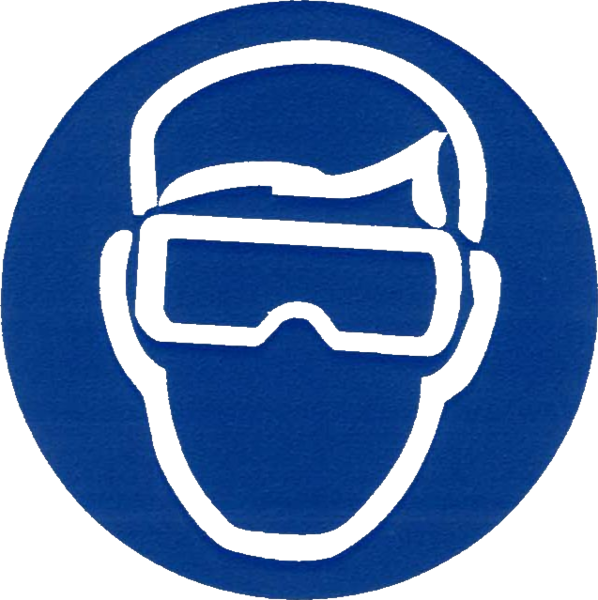 Free images at clker. Goggles clipart ppe