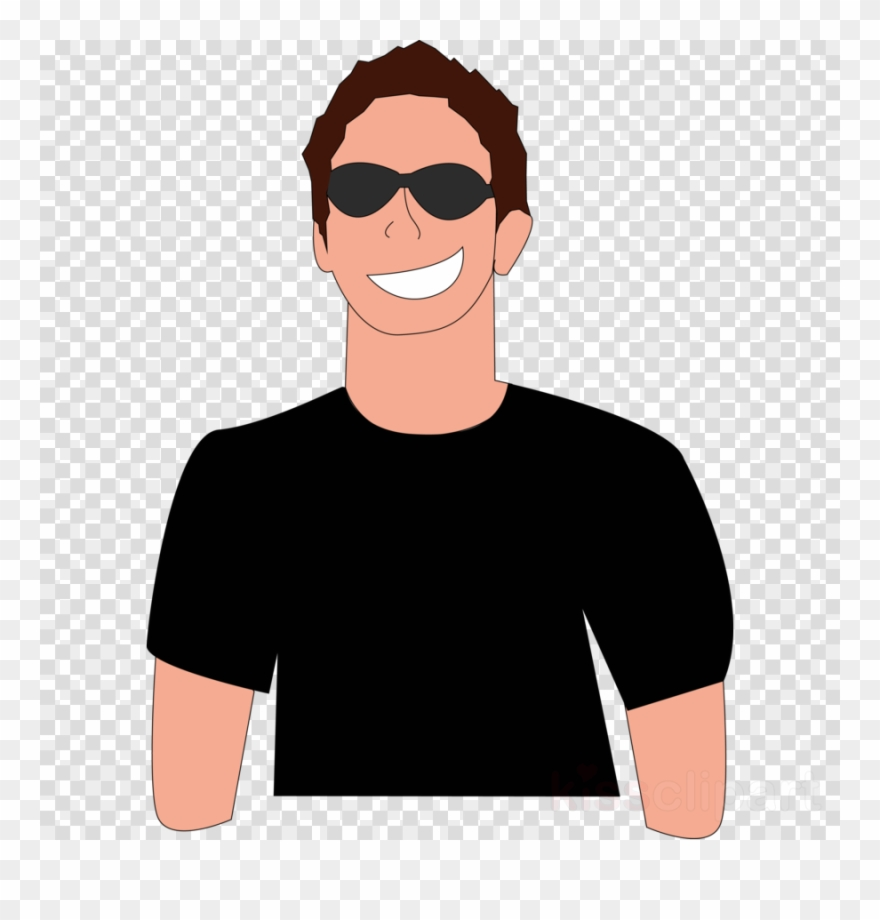 Sunglasses clipart man clipart. People with clip art