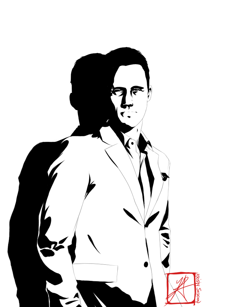 In suit drawing at. Clipart man tailor