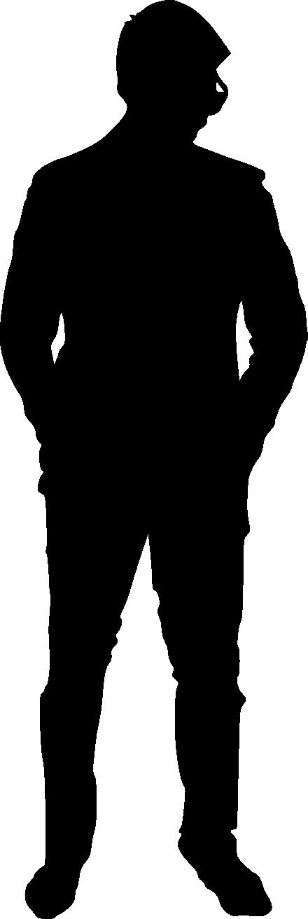 clipart person transparent background
