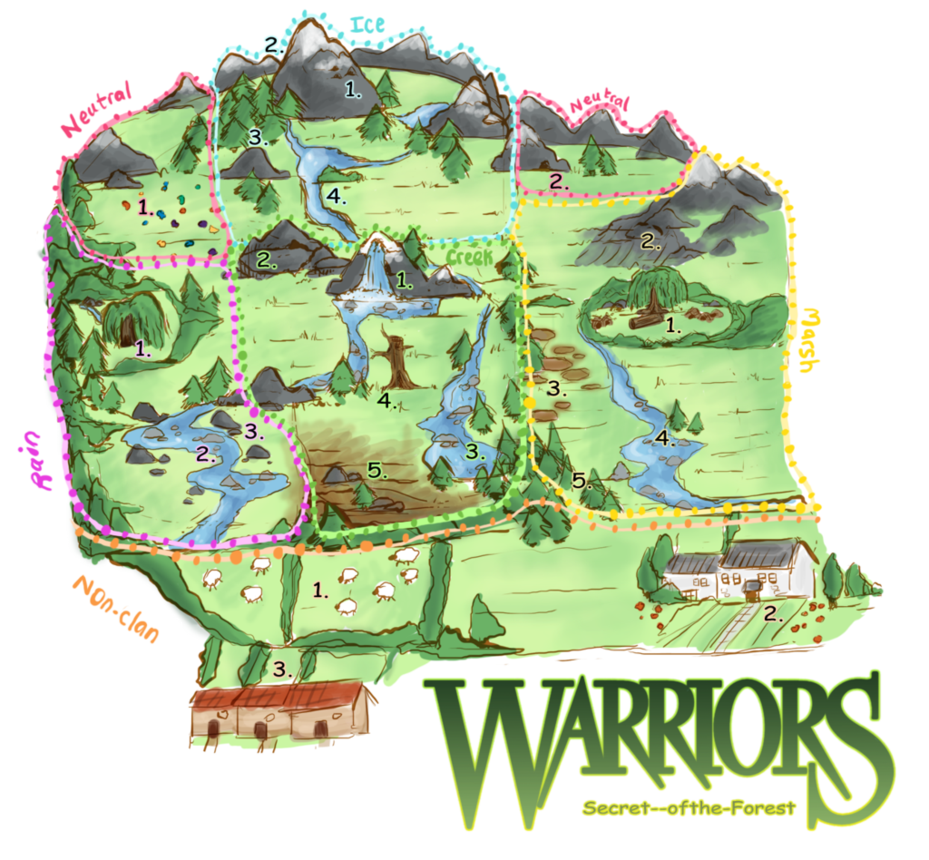 Sotf with territories by. Clipart map camp map