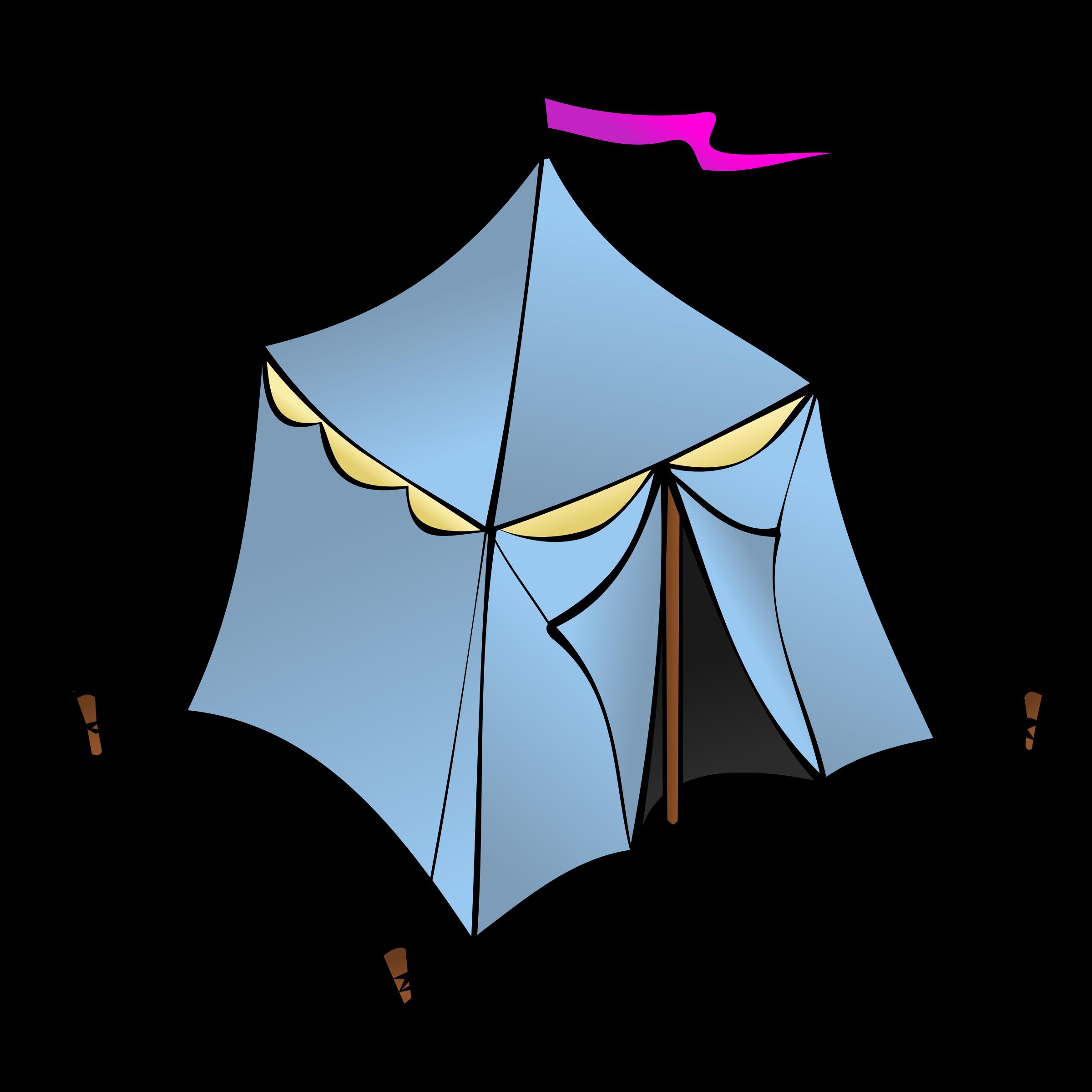 Clipart map camp map. Rpg symbols tent big