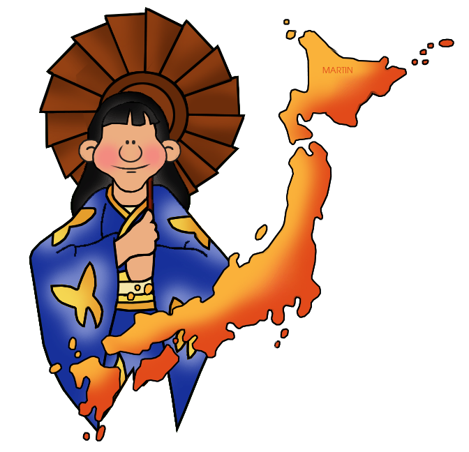 Japan clip art by. Japanese clipart character
