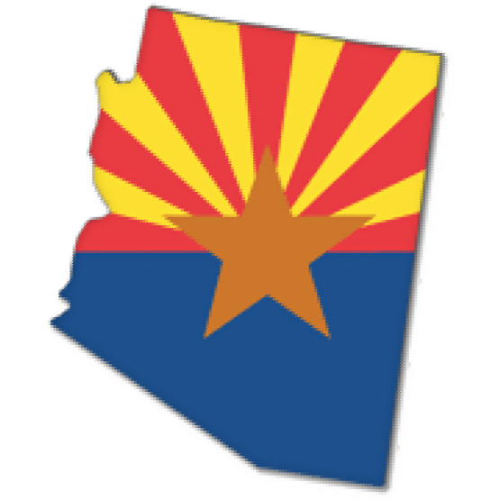 Clipart map clip art. Arizona