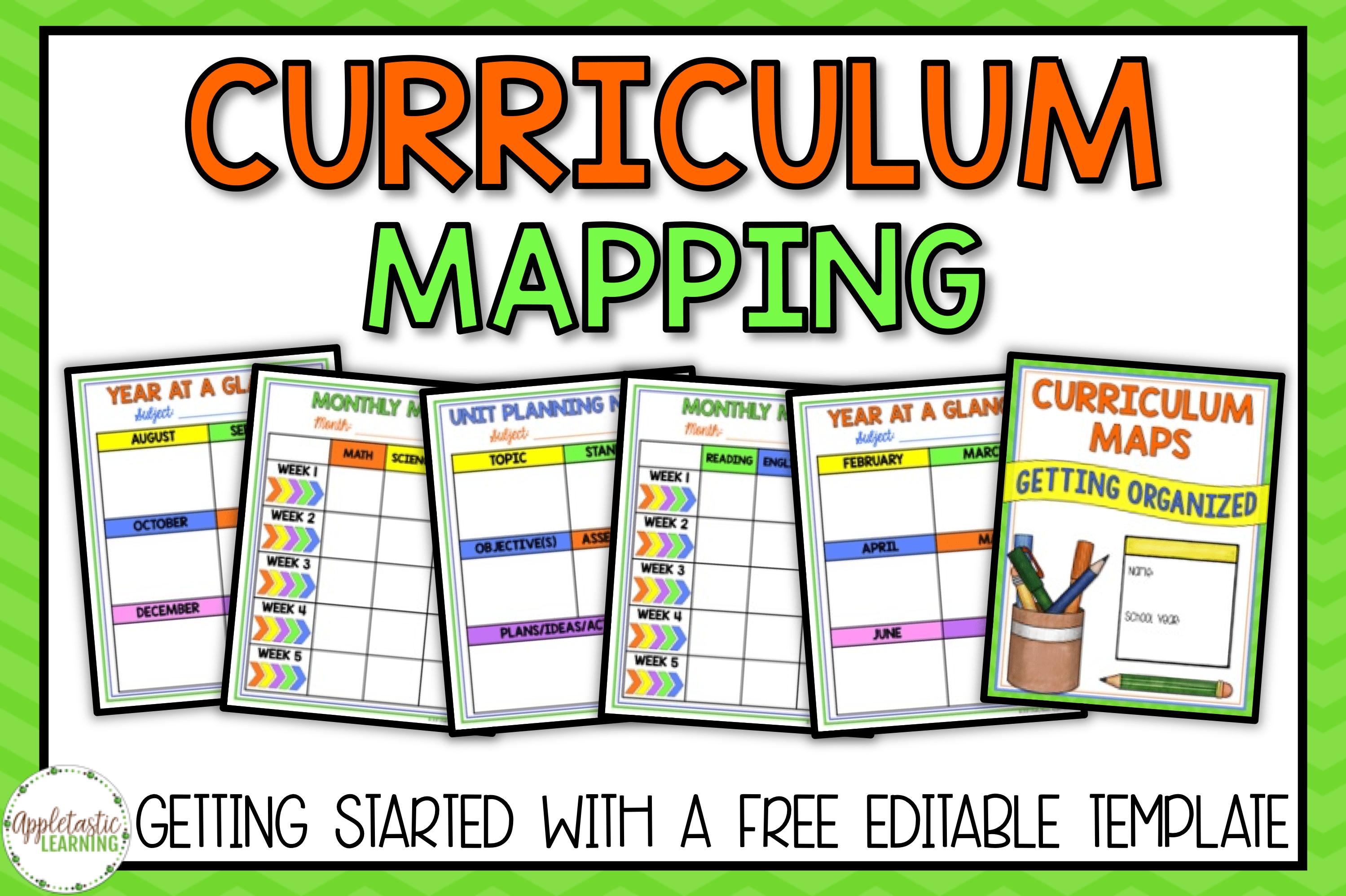 textbook clipart curriculum map