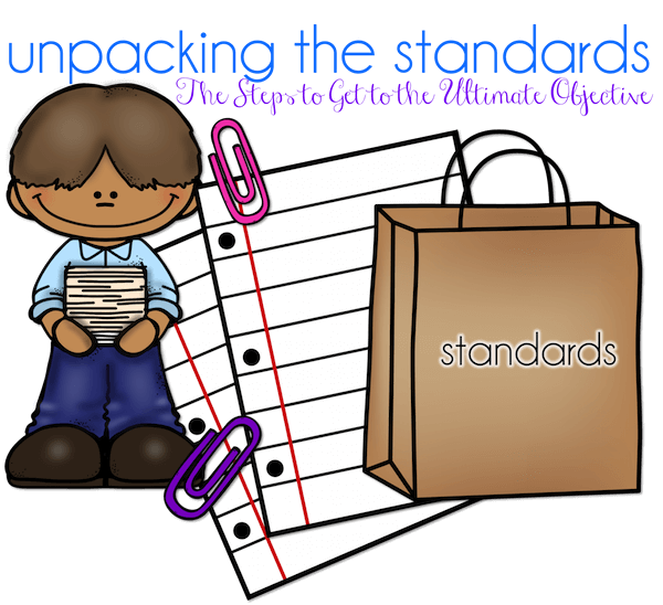 Year curriculum mapping and. Planner clipart lesson objective