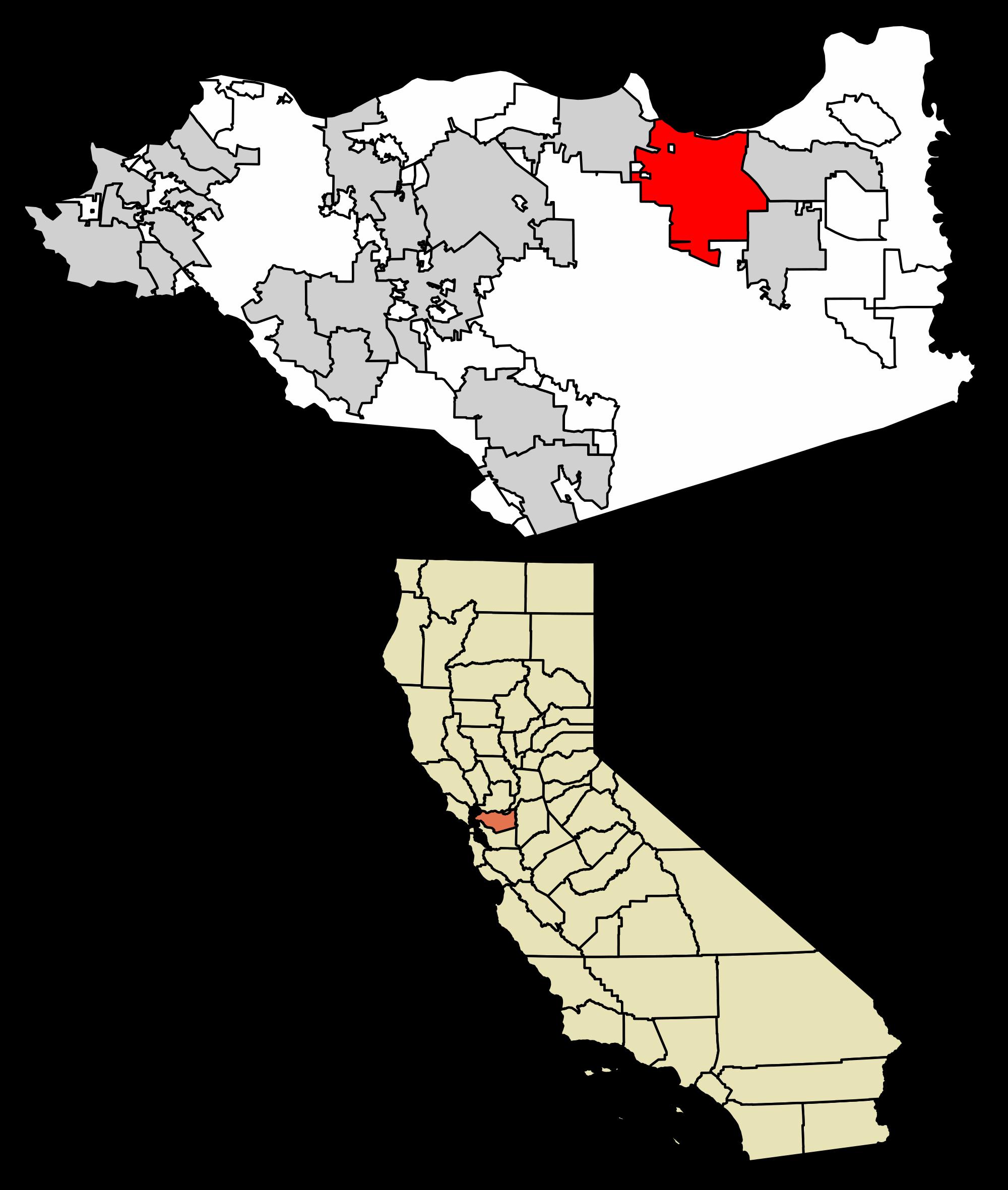 Clipart map delta landform. Antioch california wikipedia location