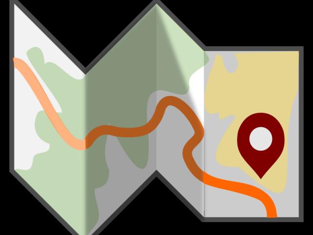 maps huge freebie. Clipart map delta landform