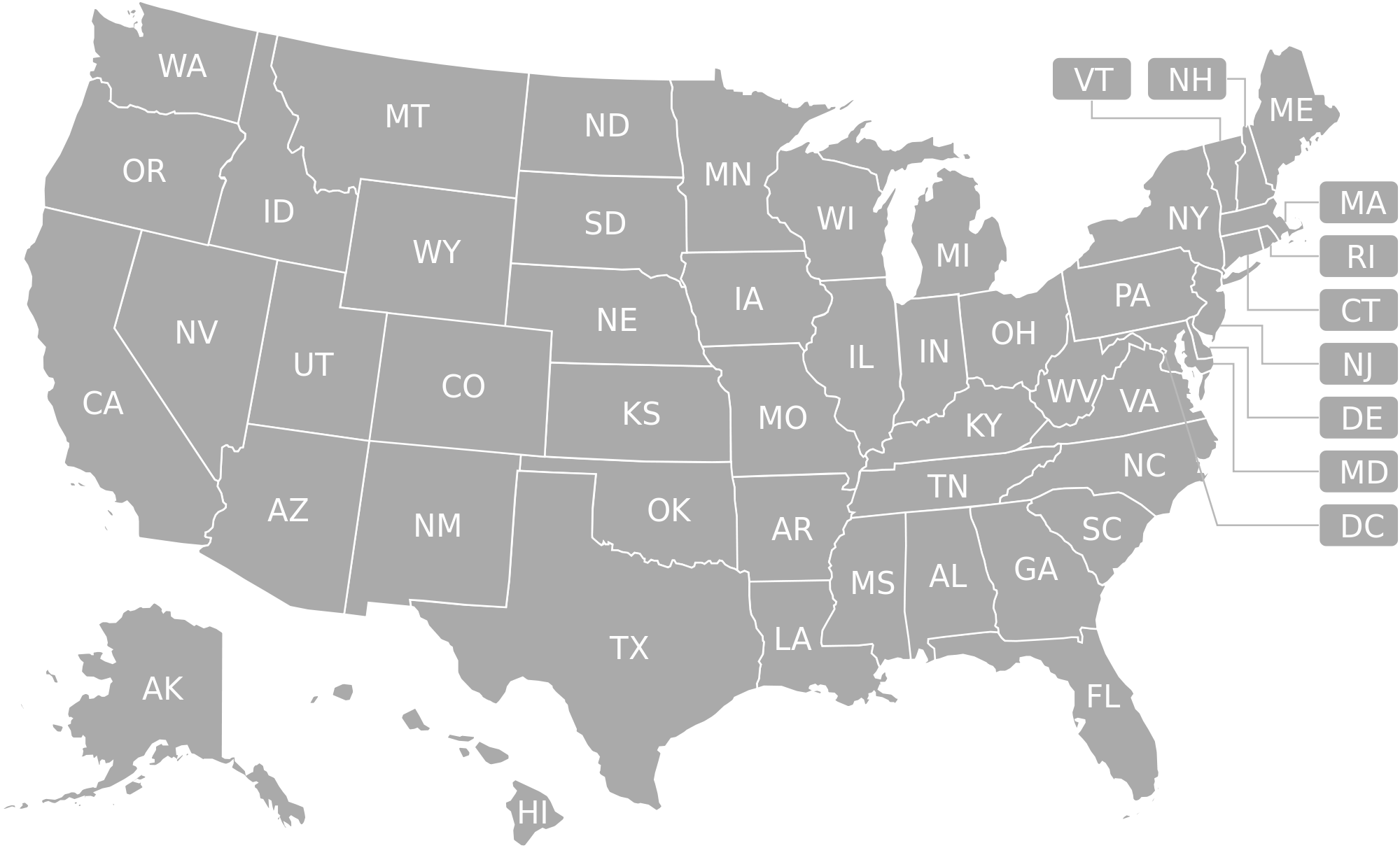 Blank us maps of. Clipart map editable