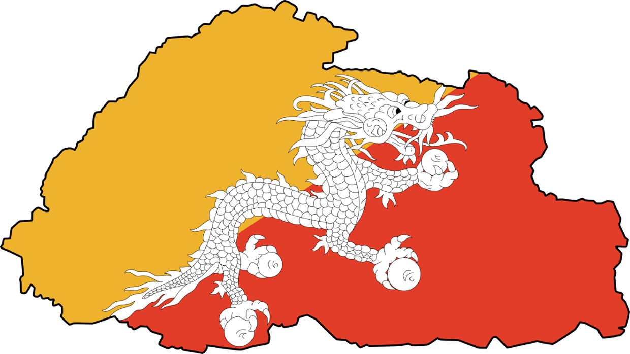 Geography clipart movement geography.  themes of bhutan