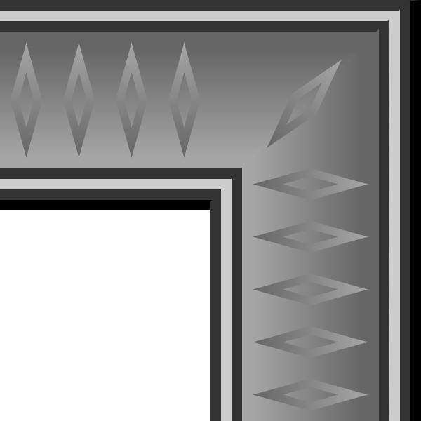 Map graphite clip art. Game clipart border