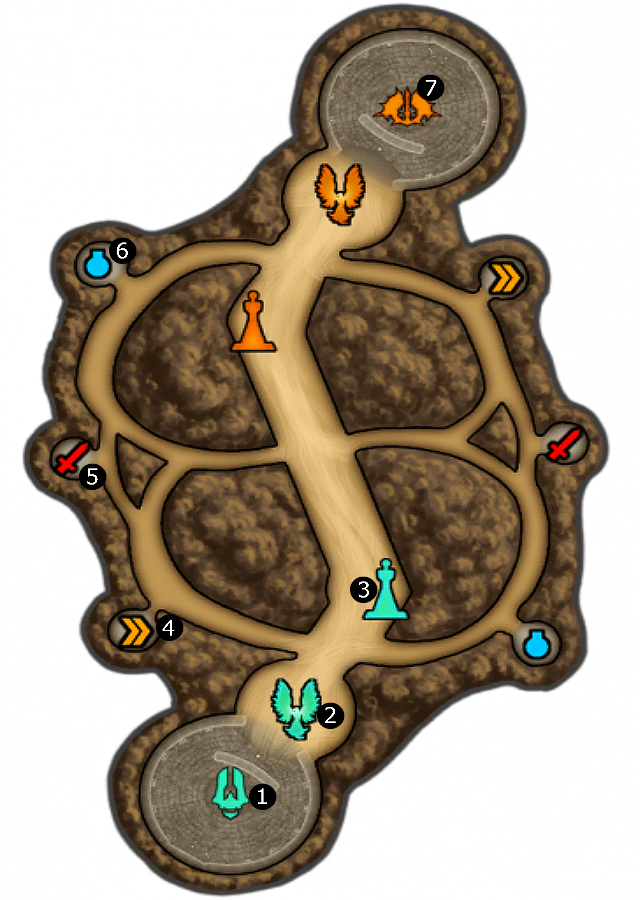 Maps clipart lost map. Joust game modes smite