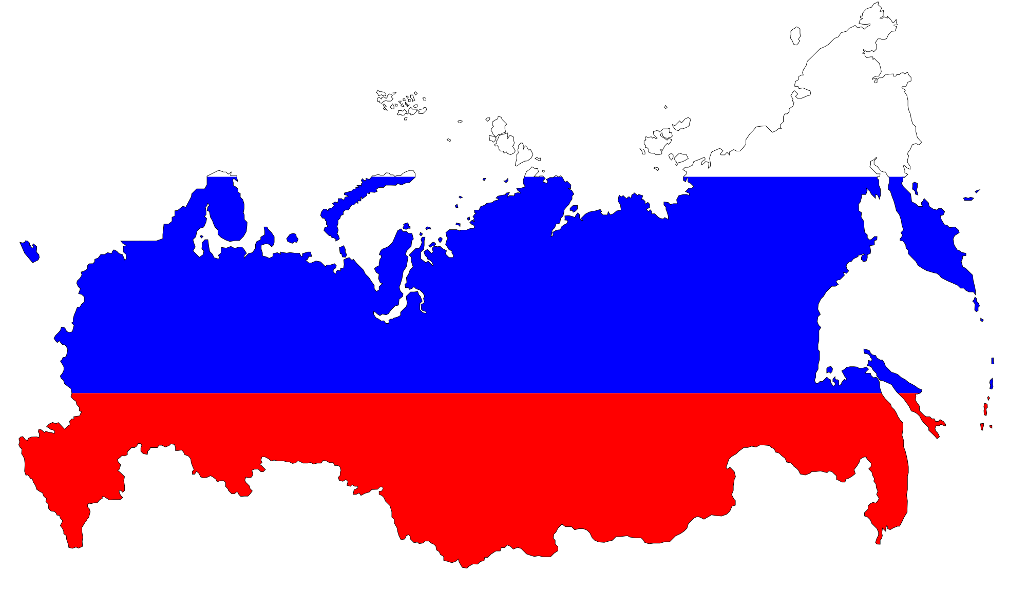 File russia flag svg. Clipart map generic