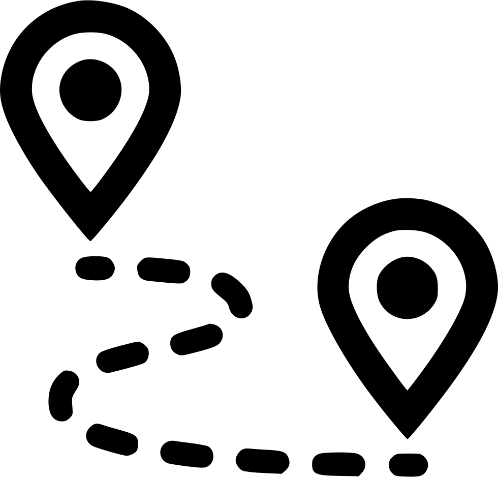Pin clipart gps icon. Route map marker navigate